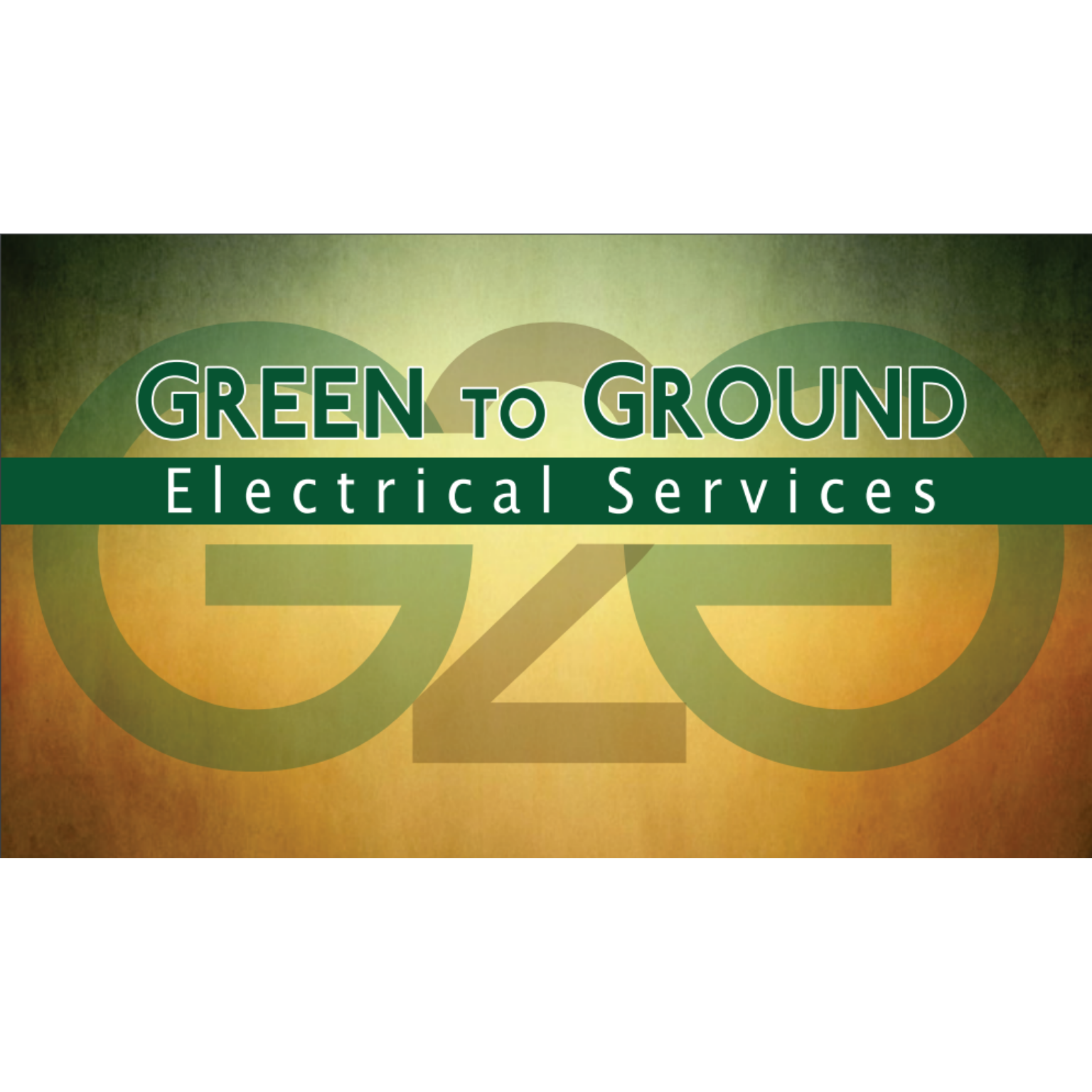 Green to Ground